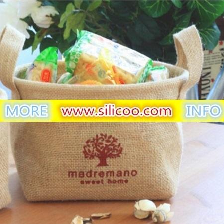 Fashion Jute Shopping Bags