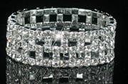 Fashion Rhinestone Bracelets And Bangles Wholesale From China
