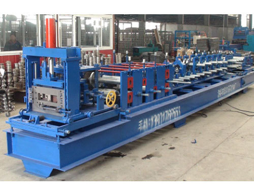 Fast Changeable C Purlin Machine