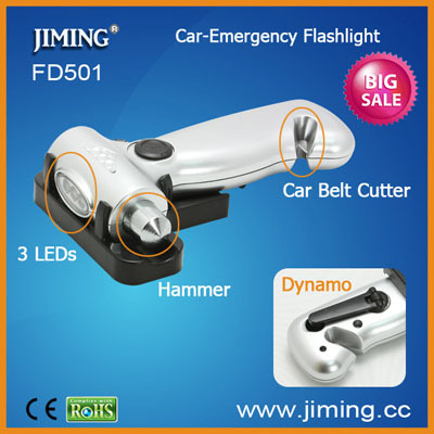Fd501 Safety Belt Cuter With Led Light