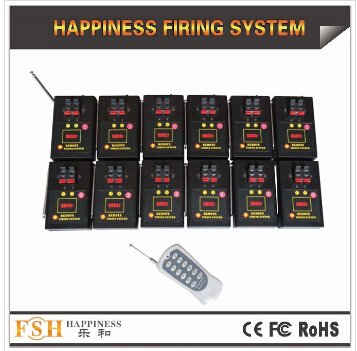 Fedex Dhl Free Shipping 24 Cues Remote Control Fireworks Firing System