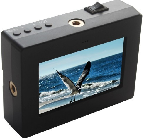 Feelworld 1080p Hdmi In Out 3 5 Lcd Monitor With Electronic Viewfinder Focu