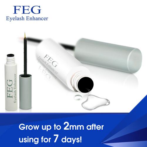 Feg Eyelash Enchancer Growth Liquid Effect In 7 Days