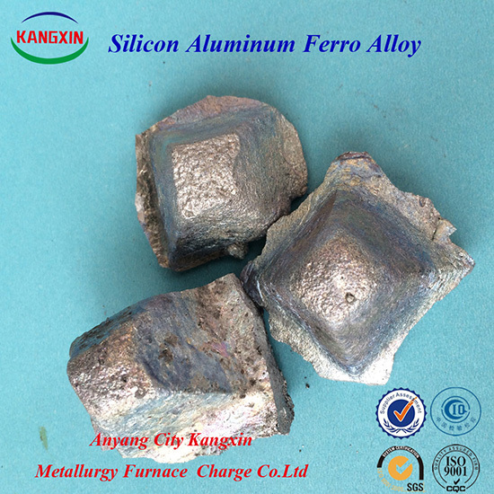 Ferro Silicon Aluminum Barium Calcium Sialbaca Alloy Cored Wire And Lump Po
