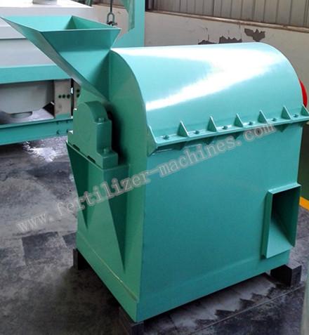 Fertilizer Crusher For High Moisture Materials