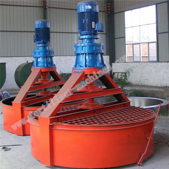 Fertilizer Pan Mixer Best Mixing Machine Supplier