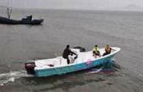 Fiberglass Fishing Boat7 6m Panga Boat