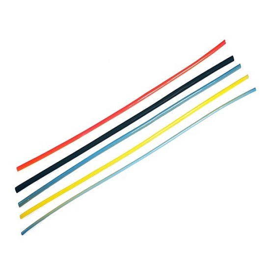 Fiberglass Sleeving Coated With Polyvinyl Chloride Resin Kpg 501