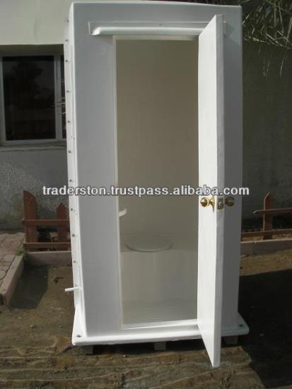 Fibre Glass Portable Toilets