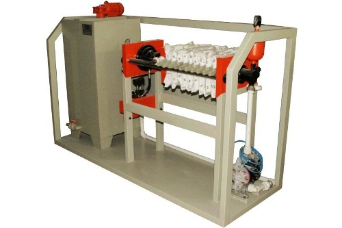 Filter Press 25x25 Cm 9100