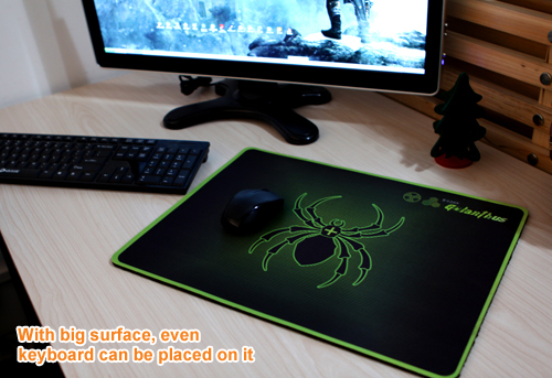 Fine Textured Gaming Mouse Mat