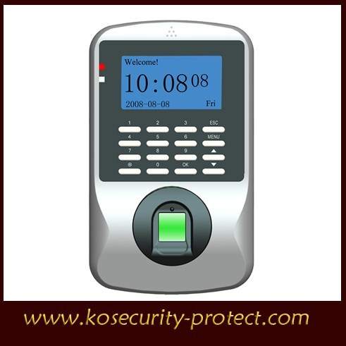 Fingerprint Recognition Access Control With 3inches Tft Screen Ko F53