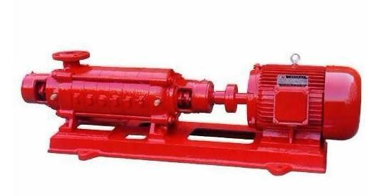 Fire Fighting Pump Horizontal Multistage Type