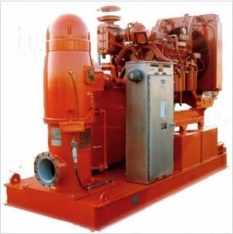 Fire Fighting Pump Vertical Turbine Type