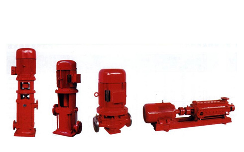 Fire Fighting Pumps Xbd Series
