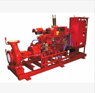 Fire Pump End Suction Type