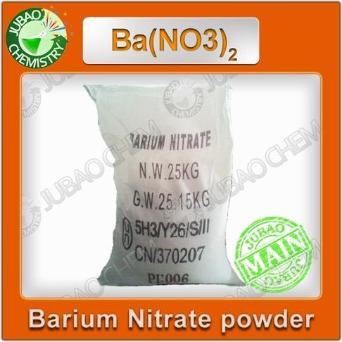 Fireworks Materials Barium Nitrate