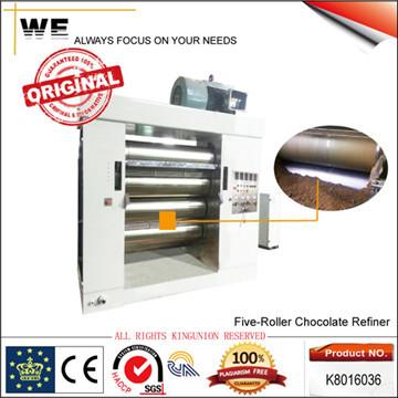Five Roller Chocolate Refiner