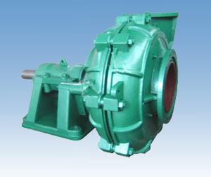 Fl Cantilever Horizontal Centrifugal Slurry Pump