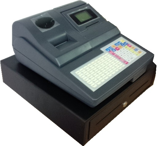 Flat Keyboard Electronic Cash Register K6