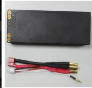 Flc7500mah 7 4v 80c Hard Case Lipo Battery For R C Car