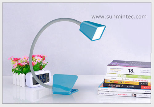 Flexible Clip Dimmable Led Table Lamp