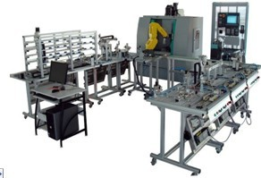 Flexible Manufacture System Cnc