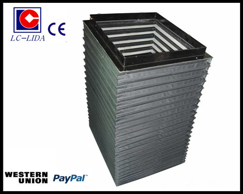 Flexible Square Bellow Covers
