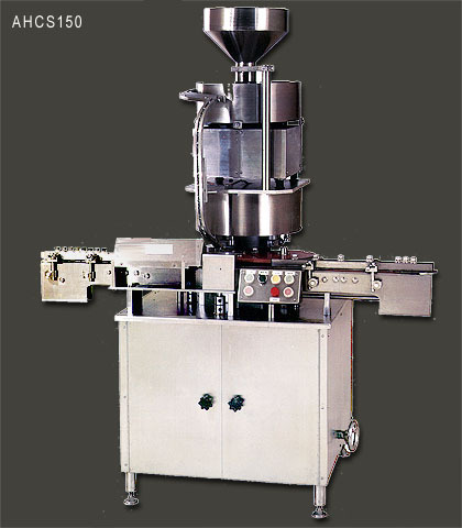 Flip Off Vial Capping Machines