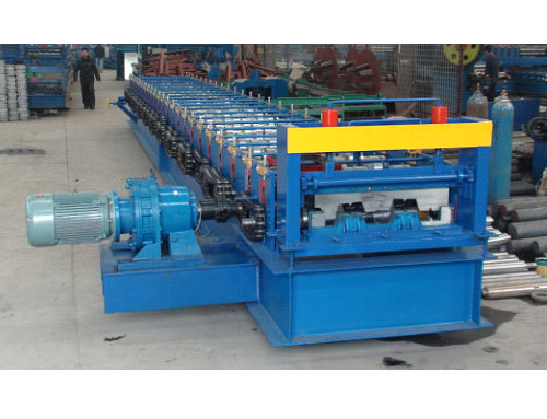 Floor Deck Panel Roll Forming Machine Characteristics