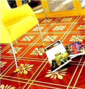 Floor Graphic Lamination Film