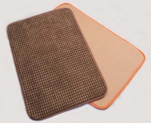 Floor Mat Carpet Microfiber Bath
