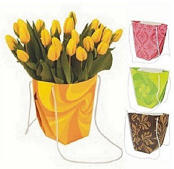 Flower And Plant Wrapping Bag
