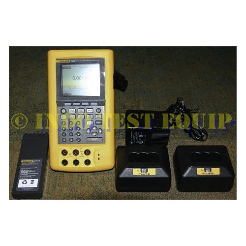 Fluke 743b 753 Documenting Process Calibrator