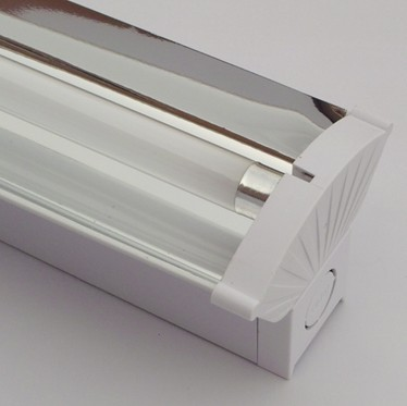 Fluorescent Ceiling Lamp Fixture 1 14w 28w 24w 54w