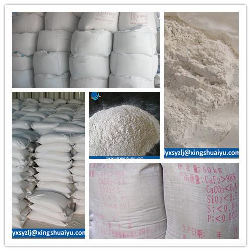 Fluorite Fluorspar Metallurgic Grade Dry Milling Powder