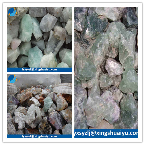 Fluorspar Mines And Minerals