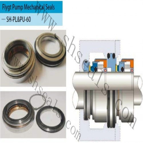 Flygt Pump Seals Sh Pu Pl