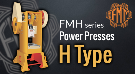 Fmh Series H Type Power Press Machine
