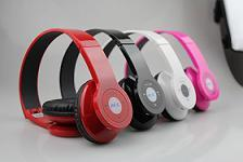 Fodable Bluetooth Headphone With Microphone