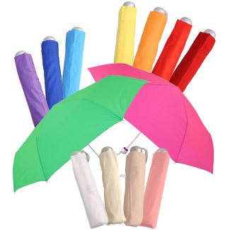 Fold Umbrella For Lady Children Men