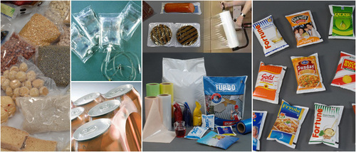 Food Packaging Films From Vishakha Polyfab Pvt Ltd