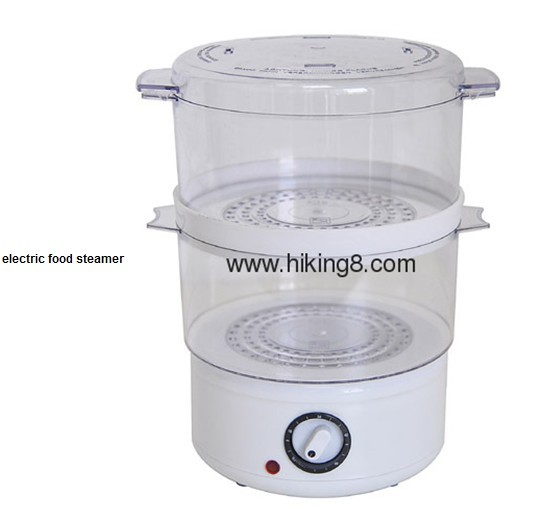 Food Steamer 2 Tiers Electric