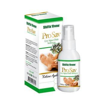 Foot Spray Anti Bacterial Protection For Your Feet 50 Ml