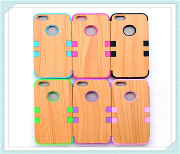 For Apple Iphone 5g Hybrid Silicone Case