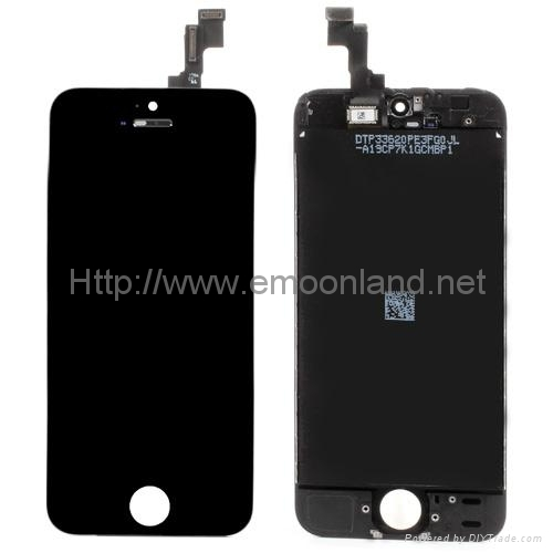 For Apple Iphone 5s Lcd Display With Touch Screen Digitizer Assembly