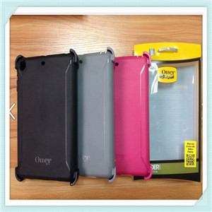 For Ipad Mini 2 Otter Box Hard Silicone Case
