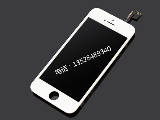For Iphone 5s Oem Lcd Touch Screen Assembly With Frame