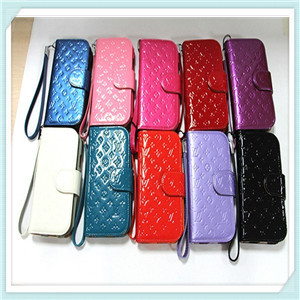 For Samsung Galaxy S3 9300 Luxury Leather Cover Case