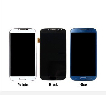 For Samsung Galaxy S4 I9500 Lcd Screen And Touch Digitizer Assembly